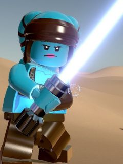 Aayla Secura (Lego Star Wars)