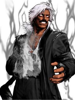 Dark God Rugal