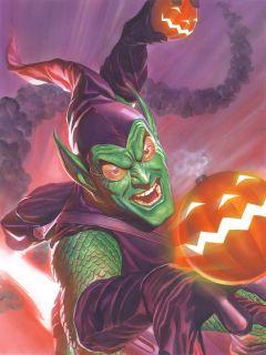Green Goblin (Norman Osborn) - Superhero Database