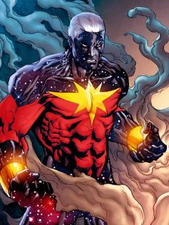 Captain Mar-vell