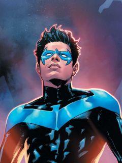 Nightwing Dick Grayson Superhero Database