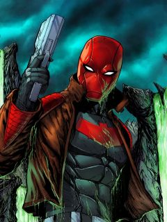 Red Hood Jason Todd Superhero Database