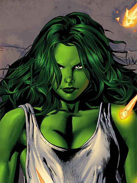 She Hulk Jennifer Walters Defenders Superhero Database