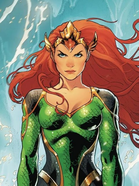 Mera Mera Aquaman Family Superhero Database
